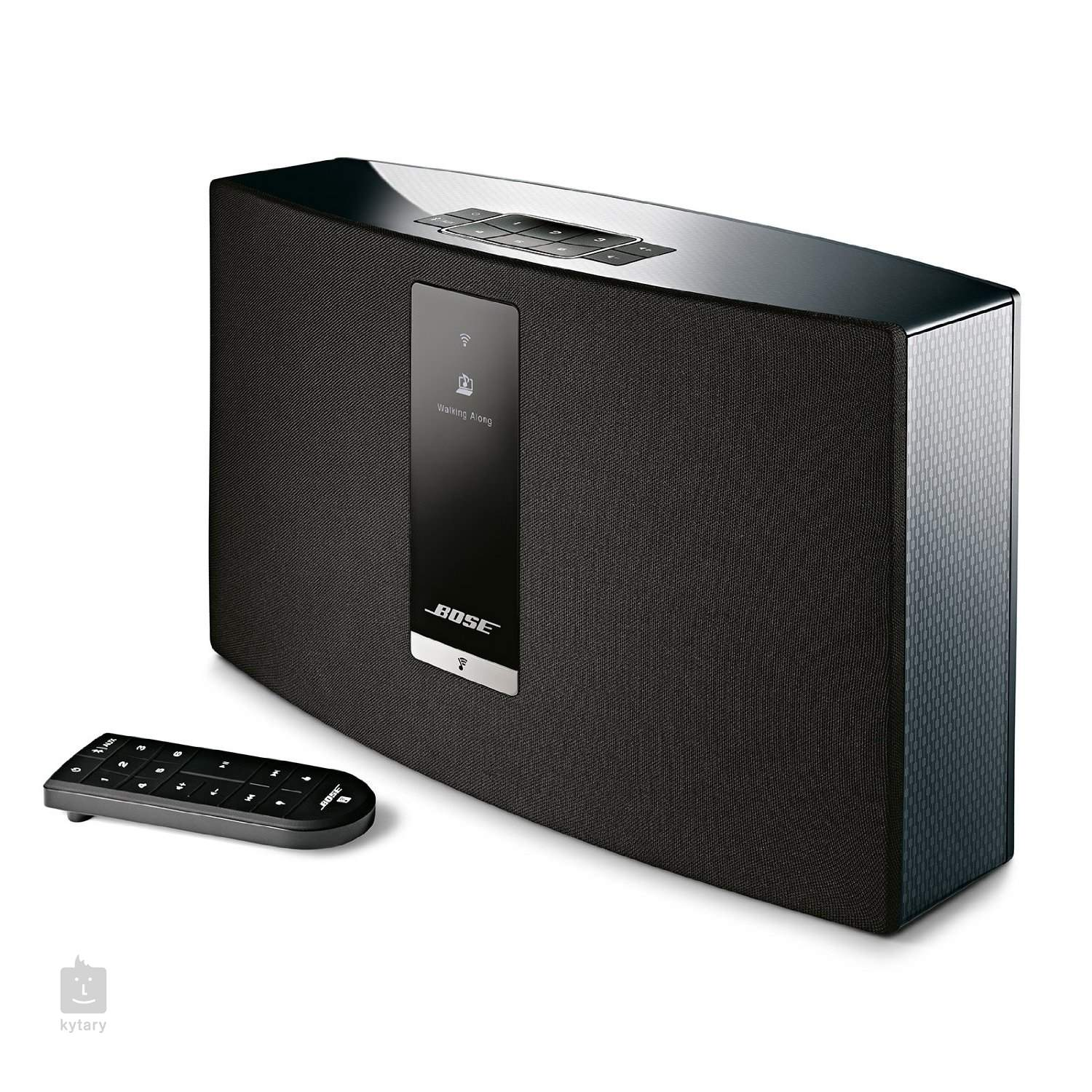 BOSE SoundTouch 20 III wireless system Black opened Home Sound System