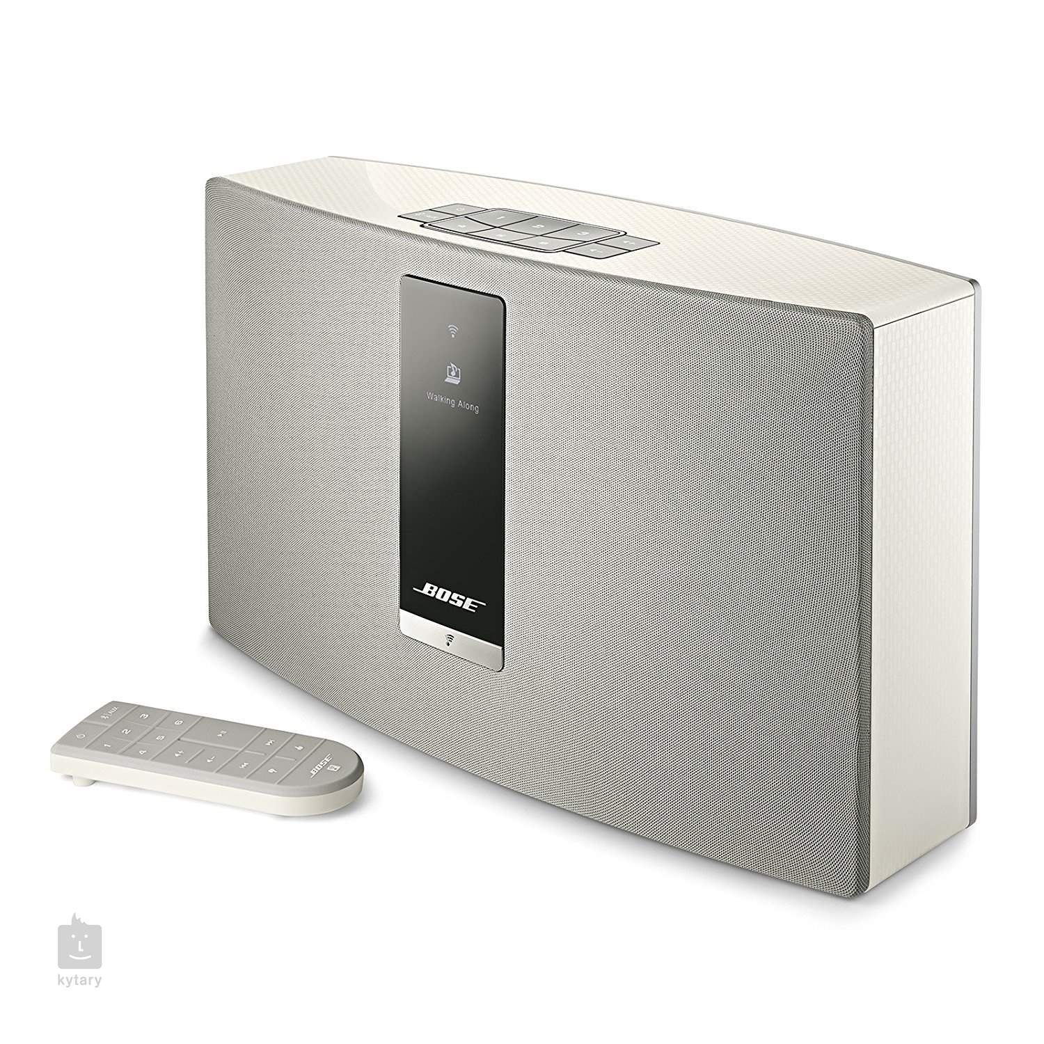 BOSE SoundTouch 20 III wireless system White Home Sound System