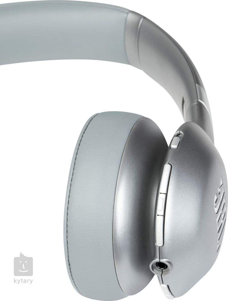 a7355c49fe1 JBL Everest 310 Silver Wireless Headphones