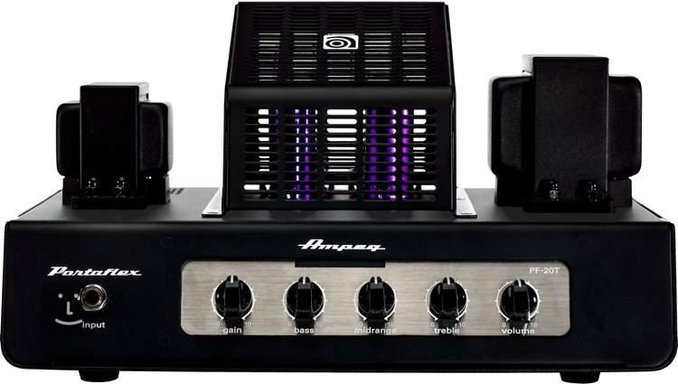 ampeg pf 20t tube bass guitar amplifier. Black Bedroom Furniture Sets. Home Design Ideas