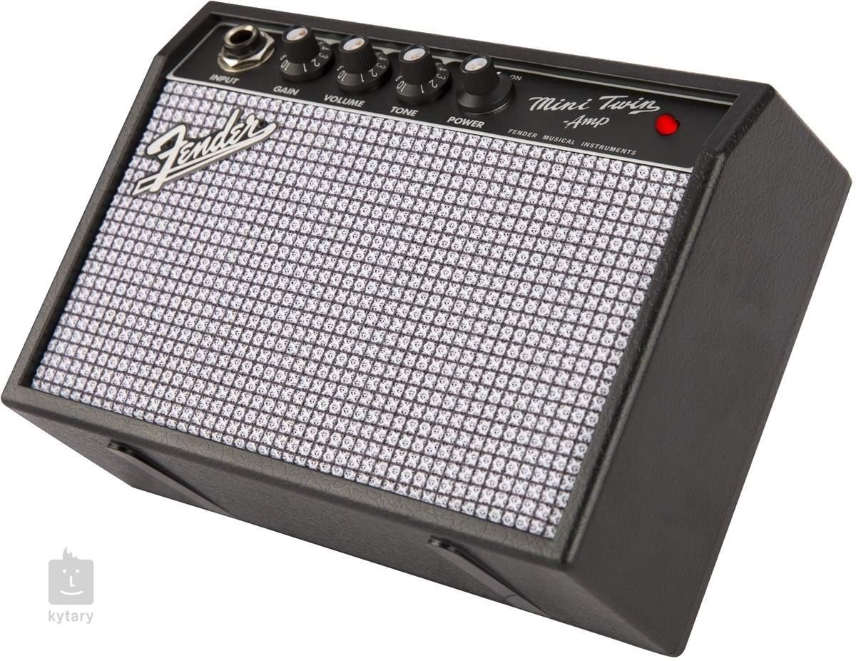 fender 65 mini twin amp solid state guitar combo. Black Bedroom Furniture Sets. Home Design Ideas