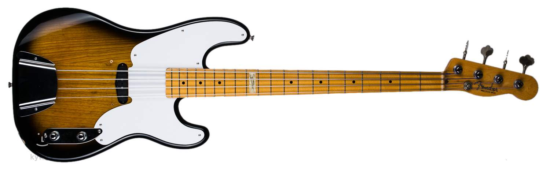 fender 2004 sting 54 precision bass electric bass guitar. Black Bedroom Furniture Sets. Home Design Ideas