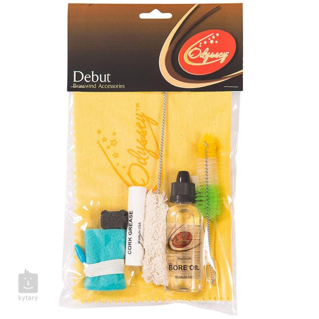 Odyssey Clarinet Care Kit Everything you need for the care of your Clarinet