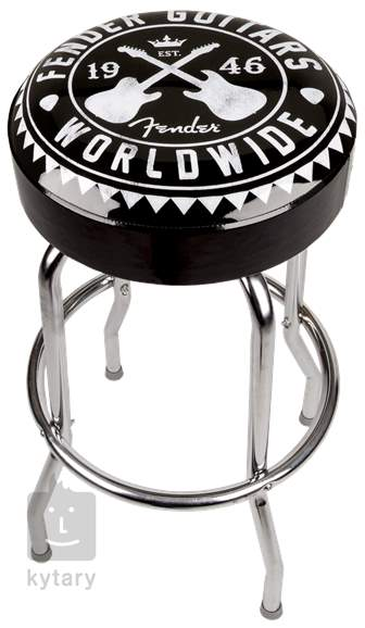 Pleasant Fender 30 Barstool Worldwide Camellatalisay Diy Chair Ideas Camellatalisaycom