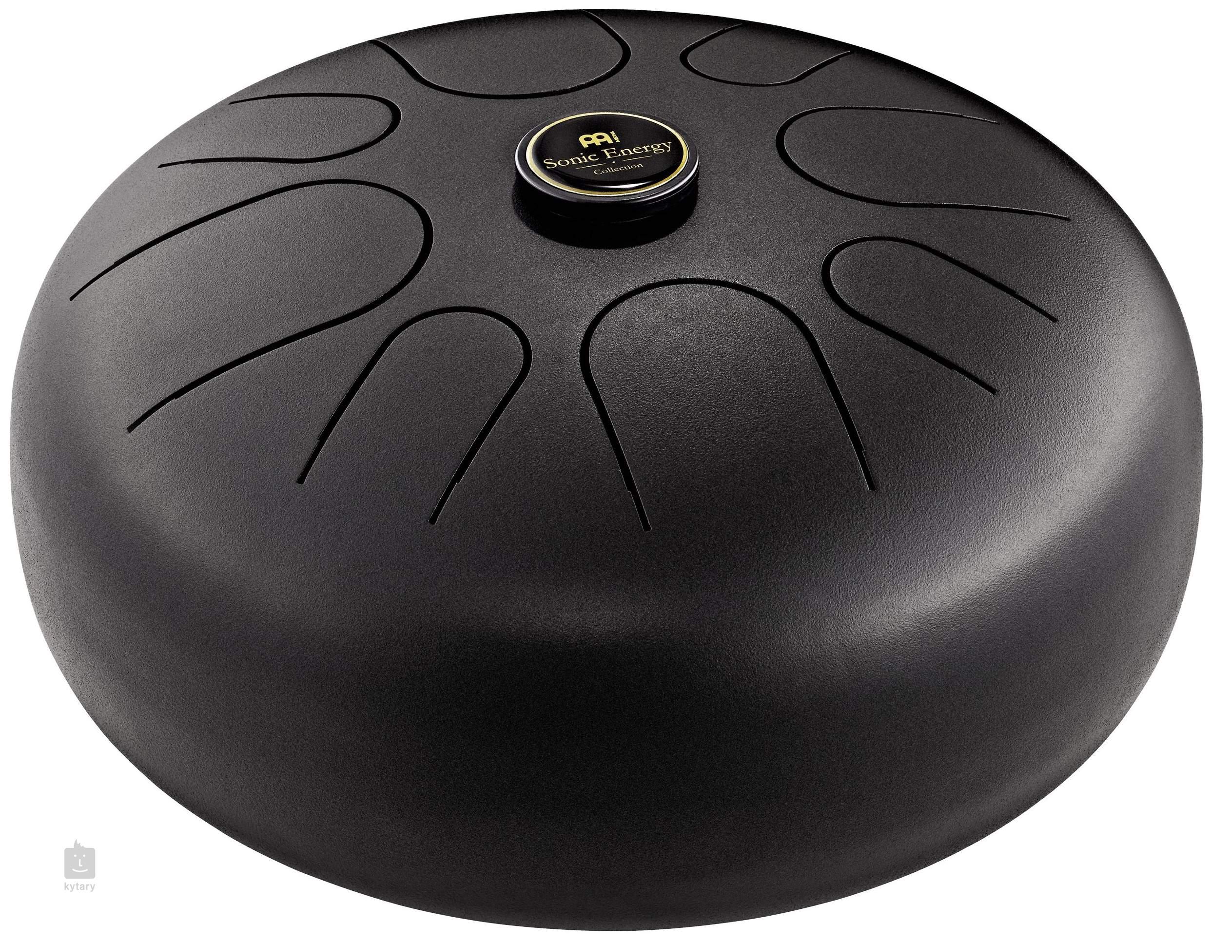 meinl sonic energy std1bk steel tongue drum tongue drum. Black Bedroom Furniture Sets. Home Design Ideas