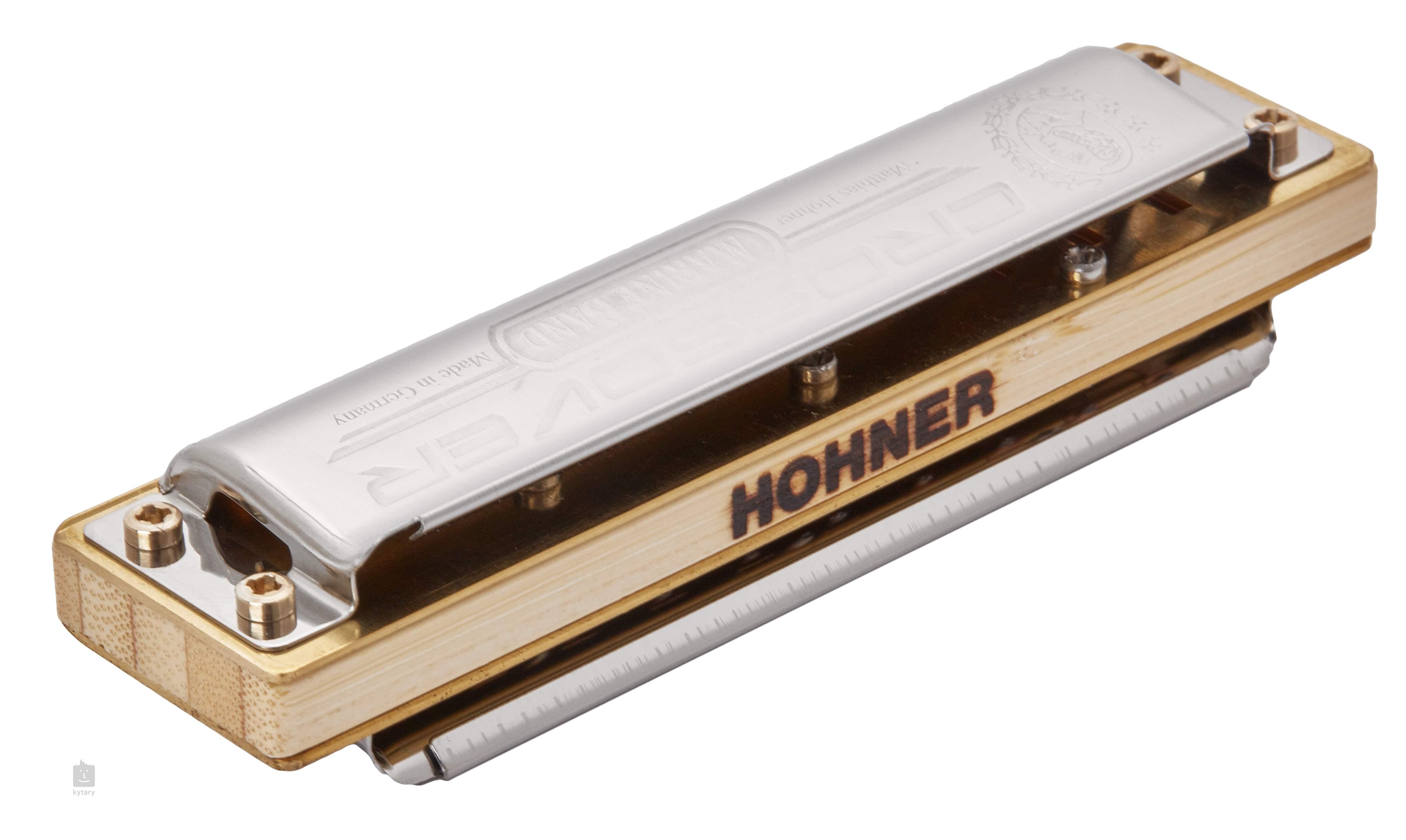 "Hohner Marine Band /""Crossover/"" C-Dur"