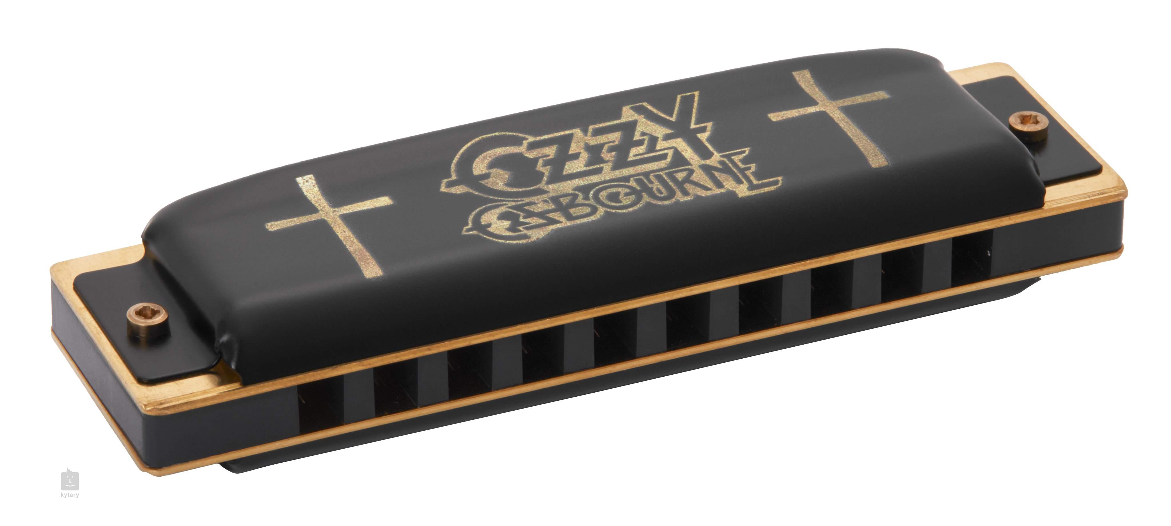 hohner ozzy osbourne signature series c signature harmonica. Black Bedroom Furniture Sets. Home Design Ideas