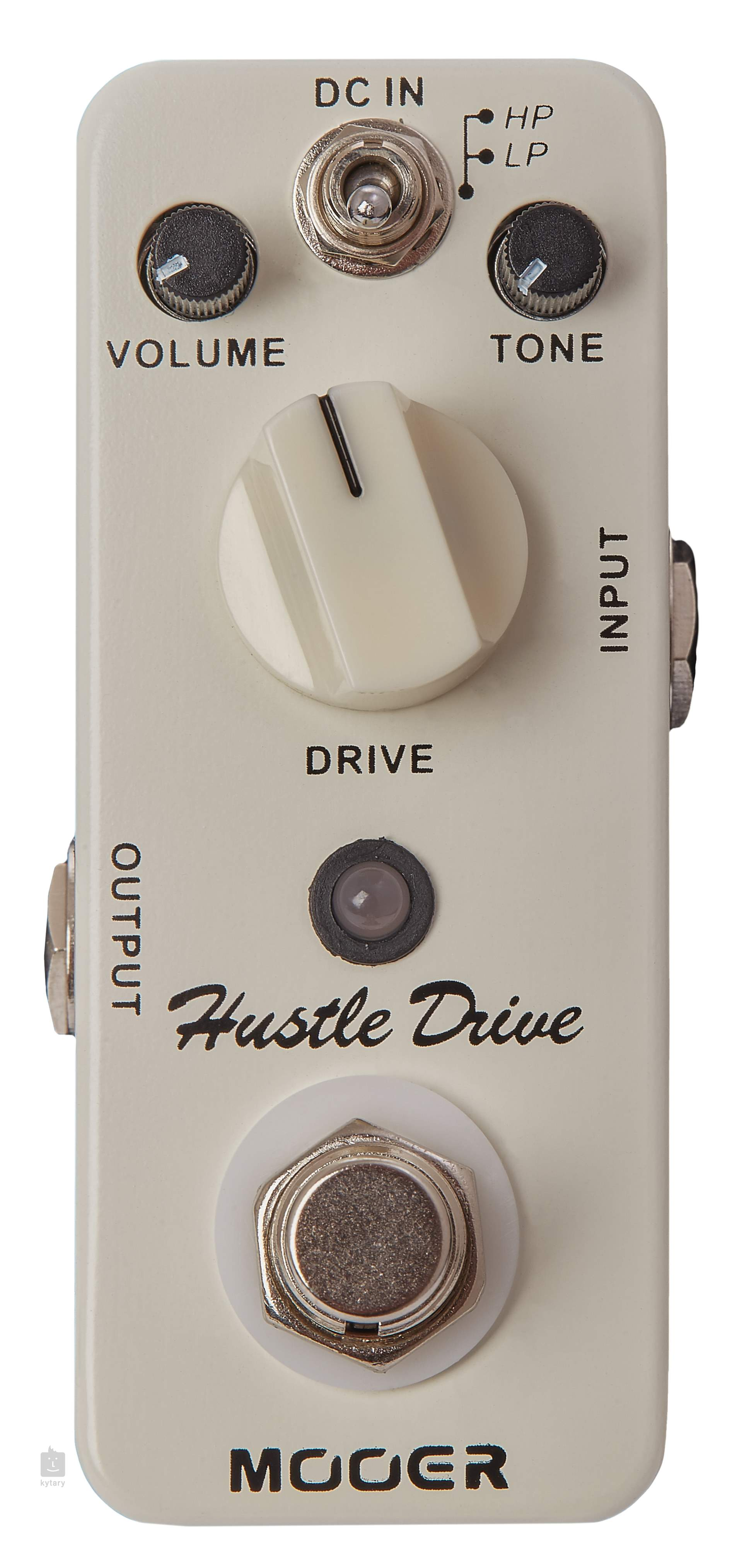MOOER Hustle Drive Guitar Effects