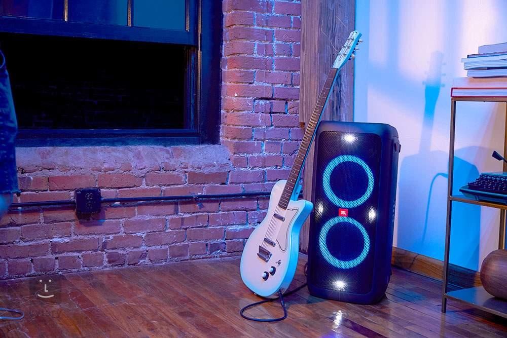 3207b5bb3fb JBL JBL PartyBox 300 Wireless Portable Speaker