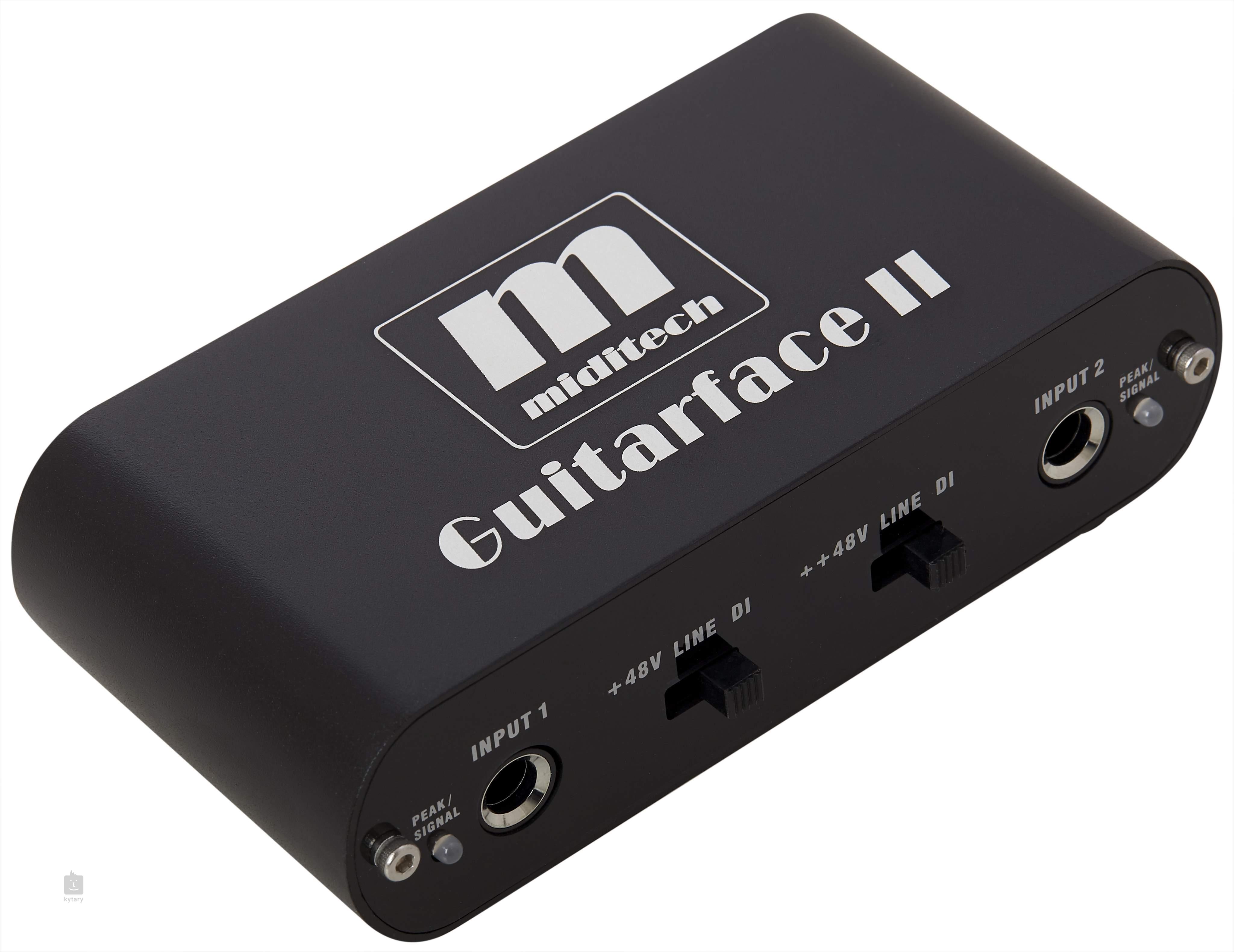 ghdonat.com GuitarFace II Computer Recording Recording Equipment