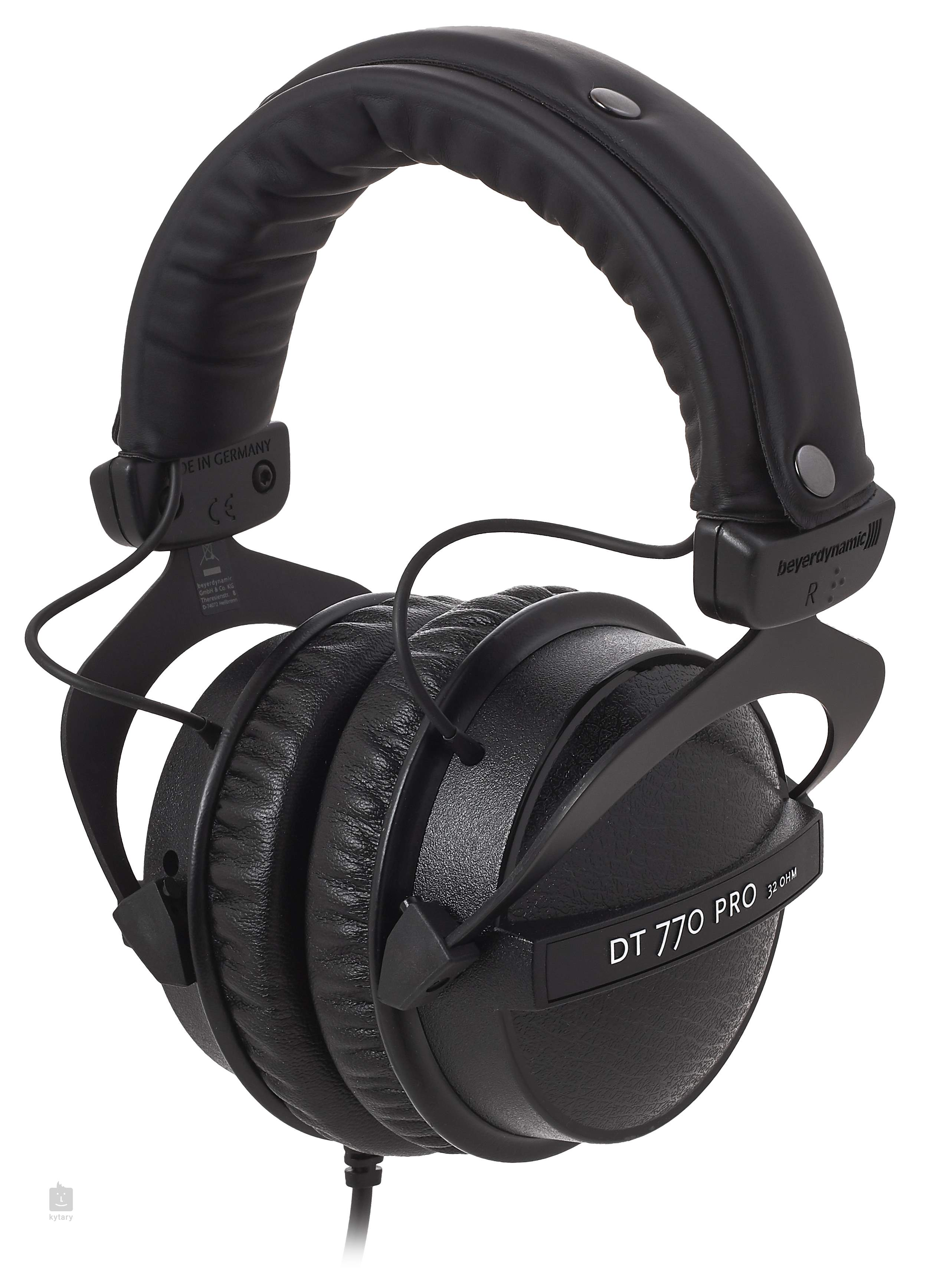 beyerdynamic dt 770 pro 32 studio headphones. Black Bedroom Furniture Sets. Home Design Ideas