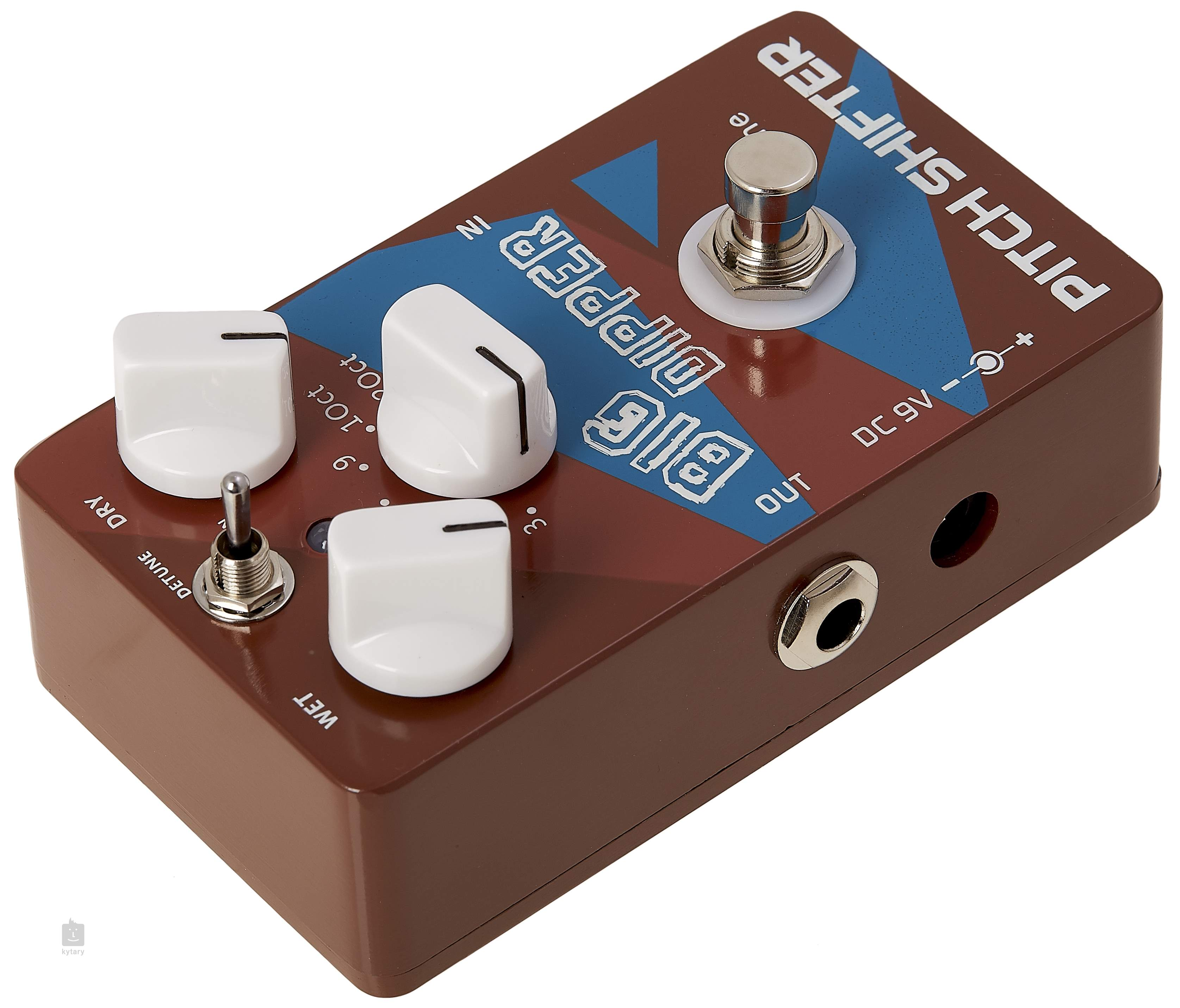 Big Dipper Pitch Shifter Guitar Effect Pedal Caline CP-36