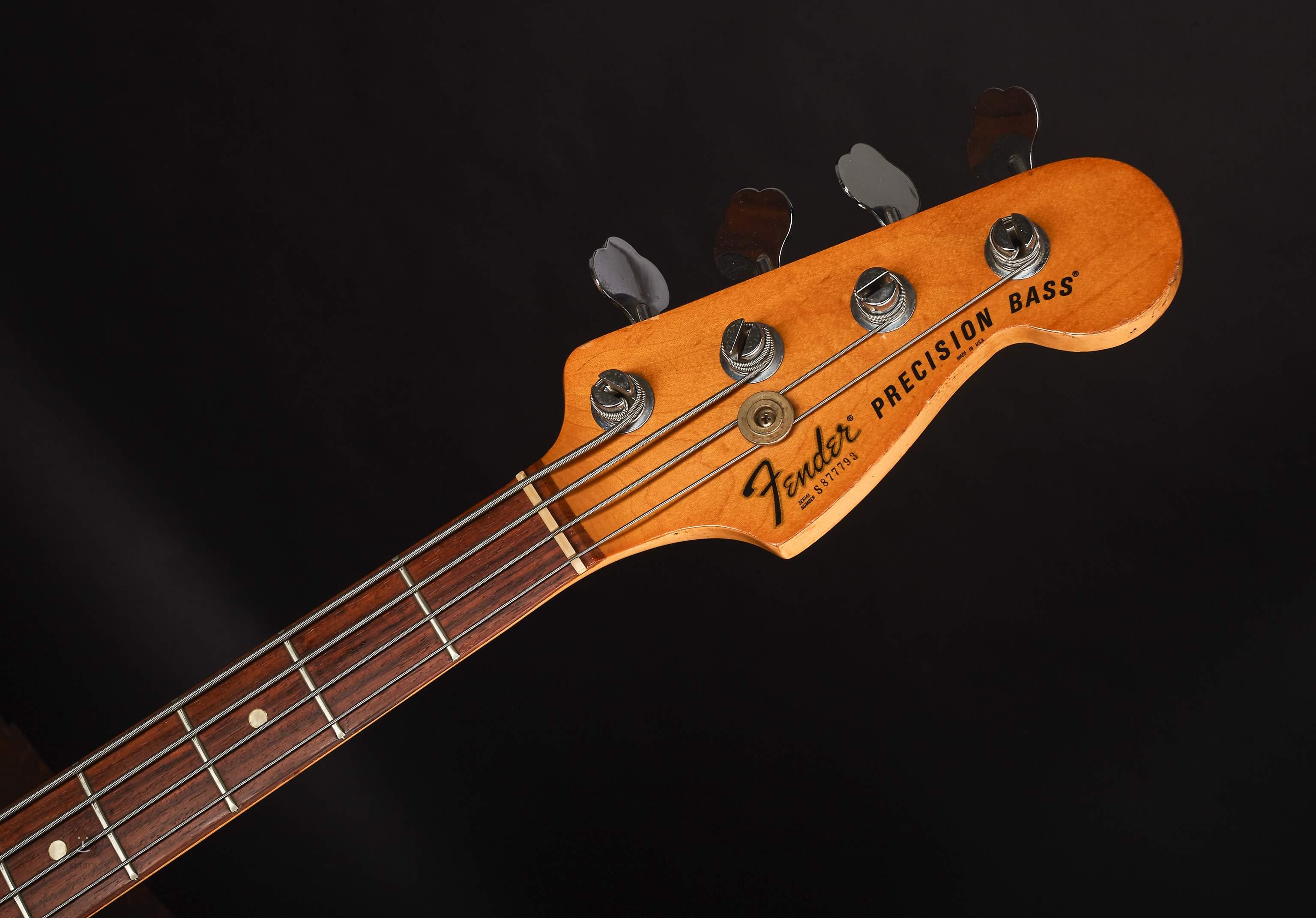 28214aac25 FENDER 1979 Precision Bass Antigua. Electric Bass Guitar | Product code:  HN203299
