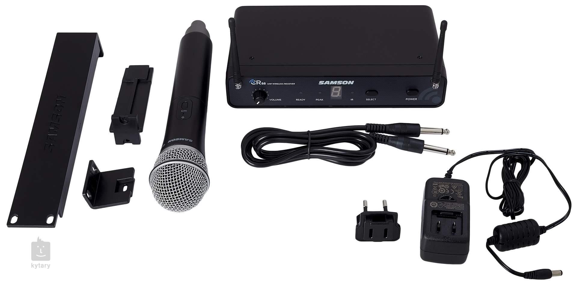 SAMSON Concert 88 Headset C Wireless