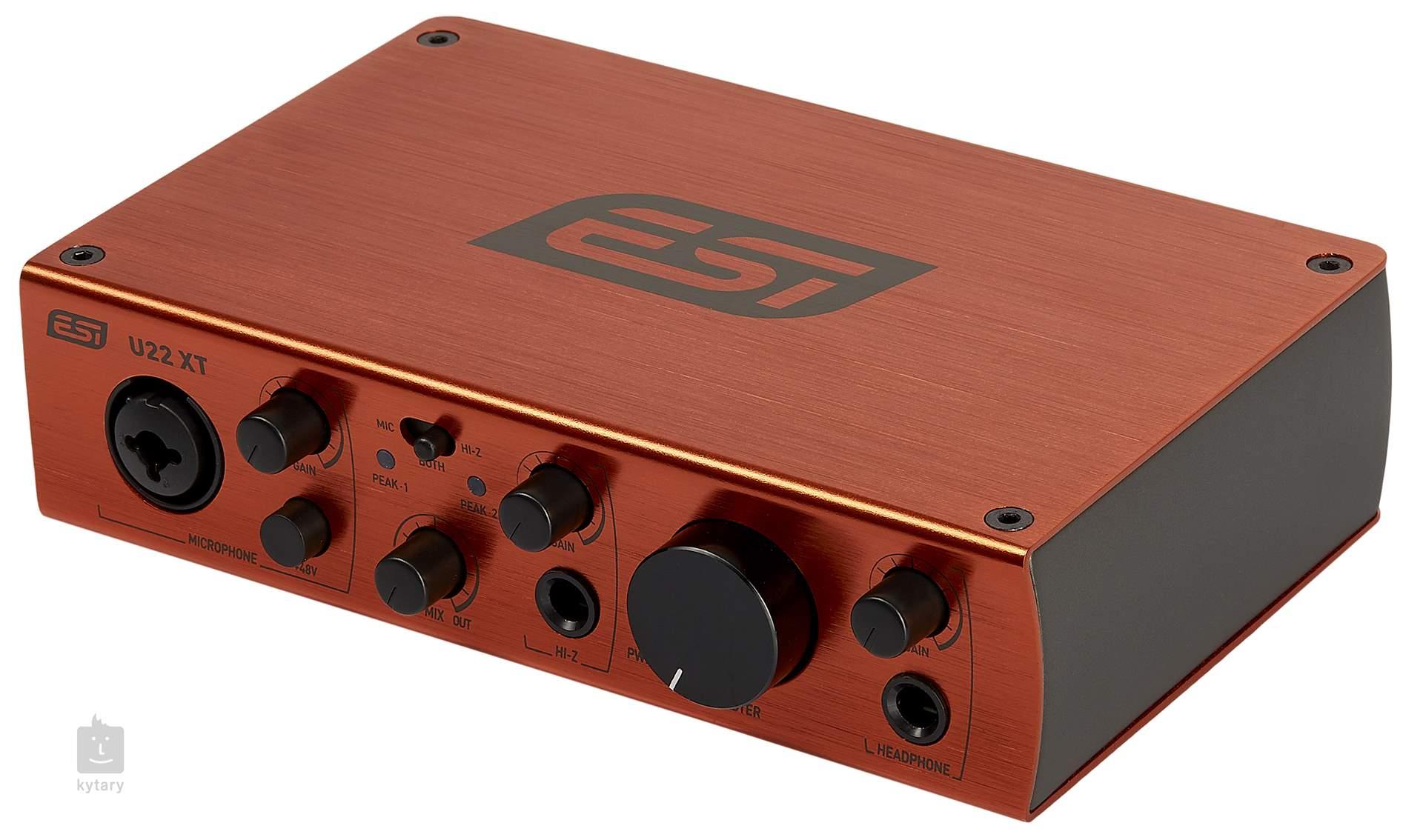 ESI U22 XT USB Sound Card