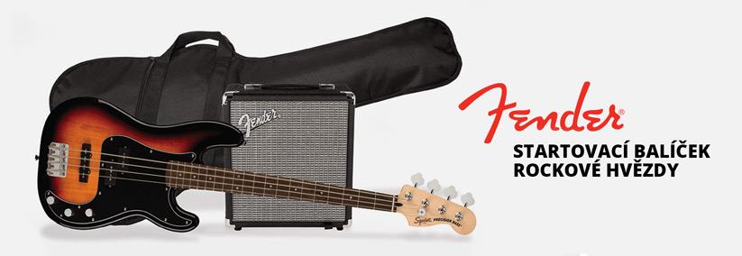 Fender afinity series