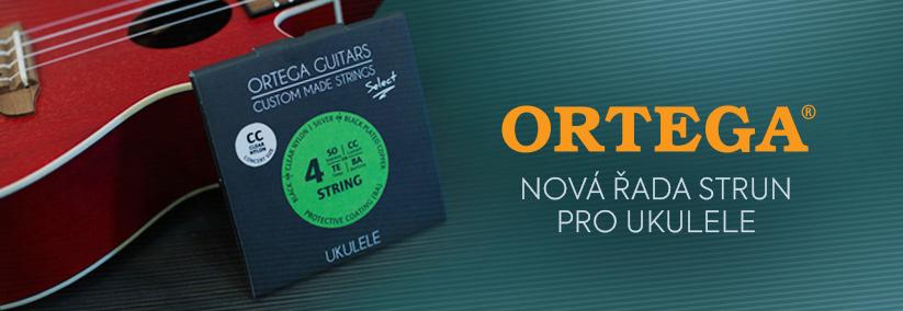 Ortega struny pro ukulele