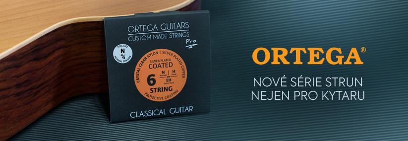 Ortega nové struny