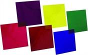 SET 6ks barevné filtry PAR64