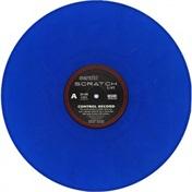 SERATO VINYL BLUE