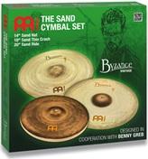 Byzance Vintage Sand Cymbal Set