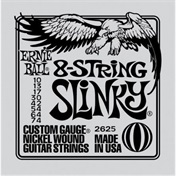 ERNIE BALL Nickel wound 8-String Slinky