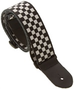 PERRI'S LEATHERS 591 White-Black Checkers