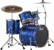 Export Stage set Electric blue sparkle