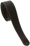 FENDER Monogram Leather Strap, Black