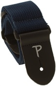 PERRI'S LEATHERS 1681 Basic Cotton Navy Blue