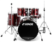 Force Smart Studio Set Wine red