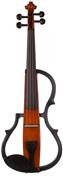 E-violin Red brown