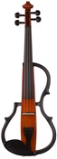 E-violin Red brown