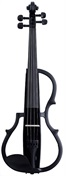 E-violin Black finish