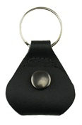 PERRI'S LEATHERS Pick Keychain Black