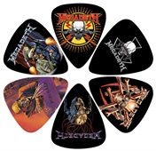PERRI'S LEATHERS Megadeth Picks II