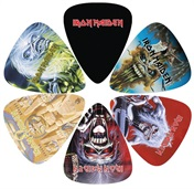 PERRI'S LEATHERS Iron Maiden Picks II