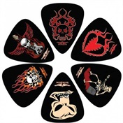 PERRIS LEATHERS Vulture Kulture Picks VIII