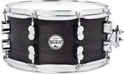 "12""x6"" Black Wax Maple snare"