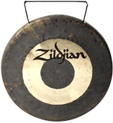 """12"""" Hand Hammered Gong"""