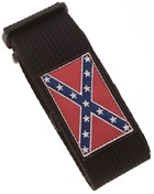 PERRI'S LEATHERS 6573 Cotton Southern Flag