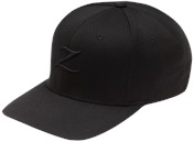 Black On Black Stretch Fit Cap