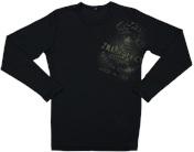 Stamp Thermal Shirt, L