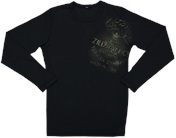 Stamp Thermal Shirt Medium