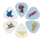 PERRI'S LEATHERS Beatles Picks Picks III