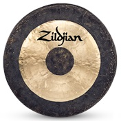 """30"""" Hand Hammered Gong"""