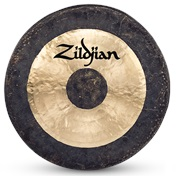 """34"""" Hand Hammered Gong"""