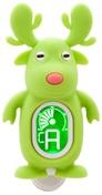SWIFF Green Reindeer