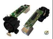 Modul USB - DMX 512 s konektorem Neutrik - limitovaná edice