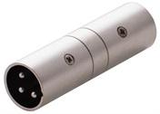 Adaptor XLR M / XLR M